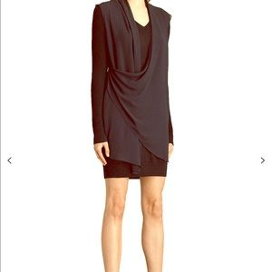 All Saints Drina Panel Dress